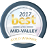 2017 Best of the Mid-Valley Gold Winner